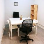 獨立會議室 (6-12人會議或工作坊)